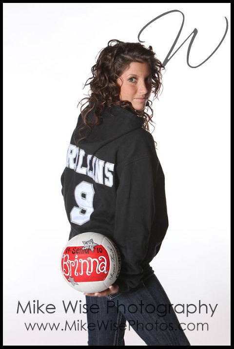 Mike Wise Photography - Western High School Senior